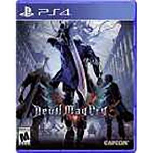 PS4 北米版 Devil May Cry 5