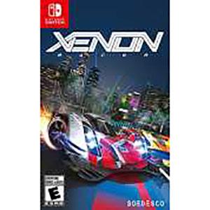 Nintendo Switch 北米版 Xenon Racer