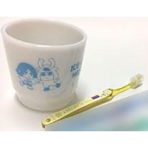 ユーリ!!! on ICE コップ&歯ブラシセット ユーリ・プリセツキー