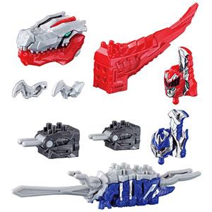 騎士竜戦隊リュウソウジャー ミニプラ 騎士竜合体シリーズ01 キシリュウオースリーナイツ 10個入りBOX (食玩)