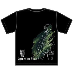 進撃の巨人 エレン Tシャツ M