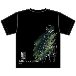 進撃の巨人 エレン Tシャツ L