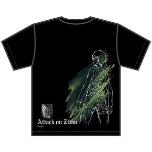 進撃の巨人 エレン Tシャツ XL