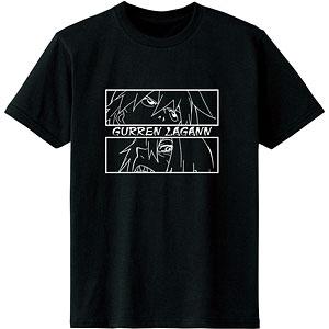 天元突破グレンラガン シモンとヴィラルのライバルTシャツ/メンズ(サイズ/M)