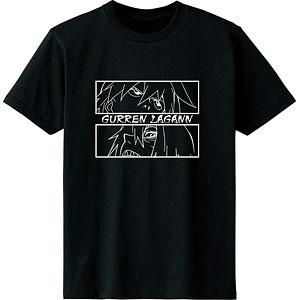 天元突破グレンラガン シモンとヴィラルのライバルTシャツ/レディース(サイズ/L)