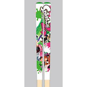 マイ箸コレクション スプラトゥーン2 06 ガール&ボーイ