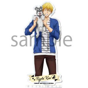 黒子のバスケ アクリルスタンド -With a Dog & Cat- 3.黄瀬涼太