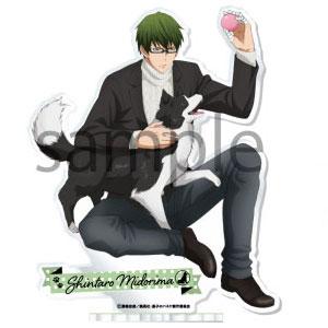 黒子のバスケ アクリルスタンド -With a Dog & Cat- 5.緑間真太郎