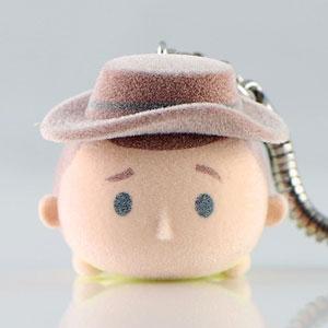 ツムツム キーホルダー 2 Sheriff Woody