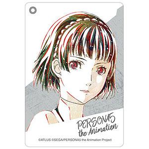 PERSONA5 the Animation 新島真 Ani-Art パスケース