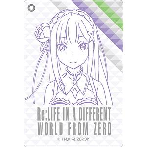 Re:ゼロから始める異世界生活 エミリア パスケース