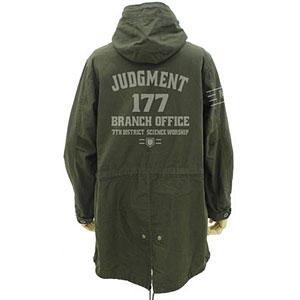 とある魔術の禁書目録III 風紀委員(ジャッジメント) M-51ジャケット/MOSS-XL