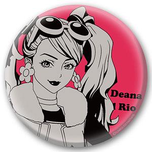 DOUBLE DECKER! ダグ&キリル 缶バッチ100 ディーナ