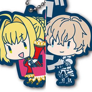 Fate/EXTELLA LINK おなまえぴたんコ ラバーマスコット B 12個入りBOX