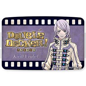 DOUBLE DECKER! ダグ&キリル カードケース B キリル