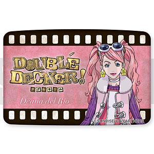DOUBLE DECKER! ダグ&キリル カードケース C ディーナ