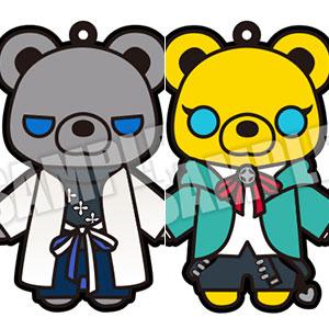 ヒプノシスマイク -Division Rap Battle- くま・ぐるみ ラバーストラップ Vol.2 6個入りBOX