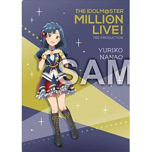 アイドルマスター ミリオンライブ! A4クリアファイル 七尾百合子 ロイヤル・スターレット ver.