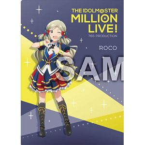 アイドルマスター ミリオンライブ! A4クリアファイル ロコ ロイヤル・スターレット ver.
