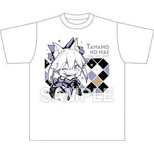 Fate/Grand Order きゃらとりあ Tシャツ キャスター/玉藻の前