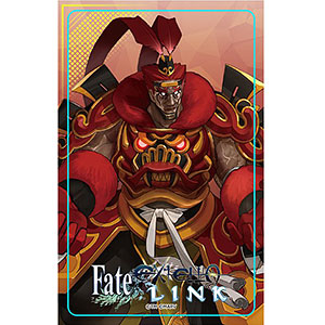 Fate/EXTELLA LINK ICカードステッカー 呂布奉先