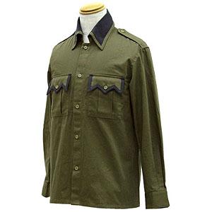 フルメタル・パニック!IV ミスリル野戦服デザインシャツ/XL