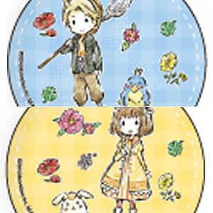 缶バッジ「牧場物語 つながる新天地」02/グラフアート 7個入りBOX