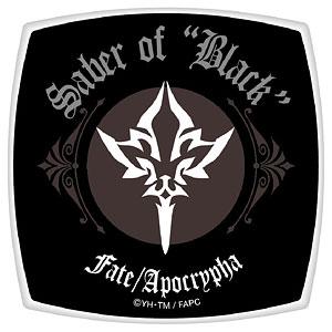 Fate/Apocrypha スクエアコンパクトミラー 黒のセイバー