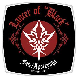 Fate/Apocrypha スクエアコンパクトミラー 黒のランサー