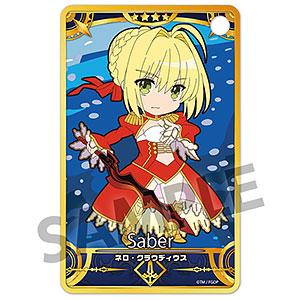 ぴくりる! Fate/Grand Order パスケース セイバー/ネロ・クラウディウス