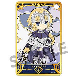 ぴくりる! Fate/Grand Order パスケース ルーラー/ジャンヌ・ダルク