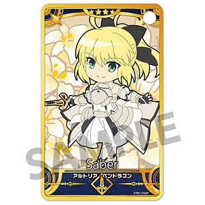 ぴくりる! Fate/Grand Order パスケース セイバー/アルトリア・ペンドラゴン[リリィ]