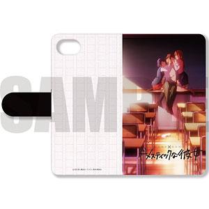 ドメスティックな彼女 手帳型スマホケース(iPhone5/5s/SE) A