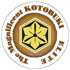 荒野のコトブキ飛行隊 飛行隊マークマグネットクリップ エリート興業 社章