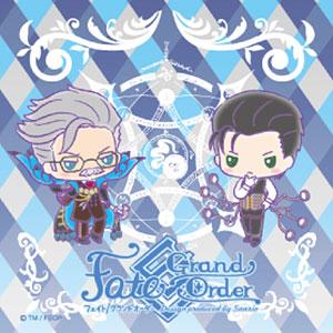 Fate/Grand Order×Sanrio メモ帳B