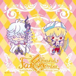 Fate/Grand Order×Sanrio メモ帳C