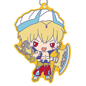 Fate/Grand Order×Sanrio ラバーストラップ ギルガメッシュ