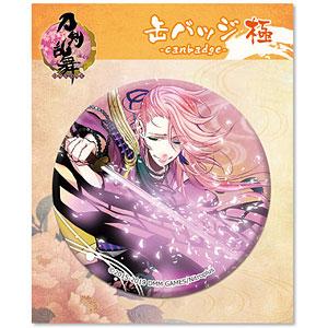 刀剣乱舞-ONLINE- 缶バッジ(極・戦闘)28:宗三左文字
