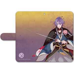 刀剣乱舞-ONLINE- 手帳型モバイルフォンケース(フリーサイズ)02:歌仙兼定