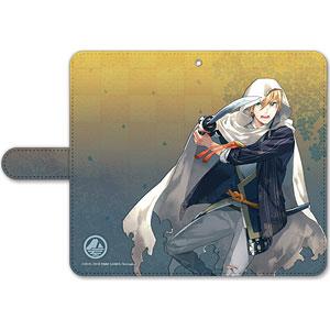 刀剣乱舞-ONLINE- 手帳型モバイルフォンケース(フリーサイズ)03:山姥切国広