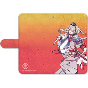 刀剣乱舞-ONLINE- 手帳型モバイルフォンケース(フリーサイズ)12:今剣
