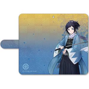 刀剣乱舞-ONLINE- 手帳型モバイルフォンケース(フリーサイズ)15:大和守安定