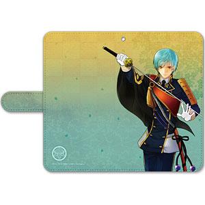 刀剣乱舞-ONLINE- 手帳型モバイルフォンケース(フリーサイズ)16:一期一振