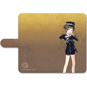 刀剣乱舞-ONLINE- 手帳型モバイルフォンケース(フリーサイズ)18:平野藤四郎
