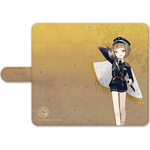 刀剣乱舞-ONLINE- 手帳型モバイルフォンケース(フリーサイズ)19:前田藤四郎