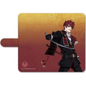刀剣乱舞-ONLINE- 手帳型モバイルフォンケース(フリーサイズ)61:大包平