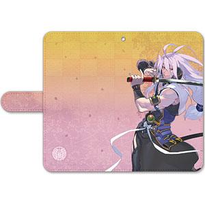 刀剣乱舞-ONLINE- 手帳型モバイルフォンケース(フリーサイズ)62:千子村正