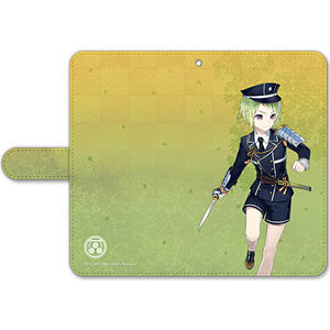 刀剣乱舞-ONLINE- 手帳型モバイルフォンケース(フリーサイズ)64:毛利藤四郎