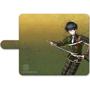 刀剣乱舞-ONLINE- 手帳型モバイルフォンケース(フリーサイズ)66:篭手切江