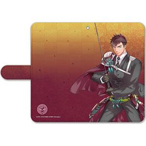 刀剣乱舞-ONLINE- 手帳型モバイルフォンケース(フリーサイズ)68:小豆長光